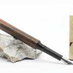 Füller mit Bock Feder