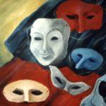 Masken (bunt)